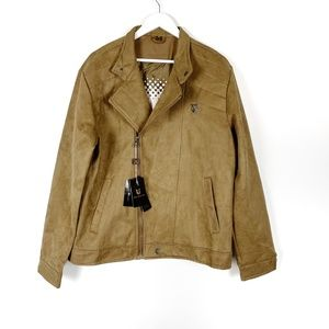 Men's NEW VG World Collection Moto Jacket …